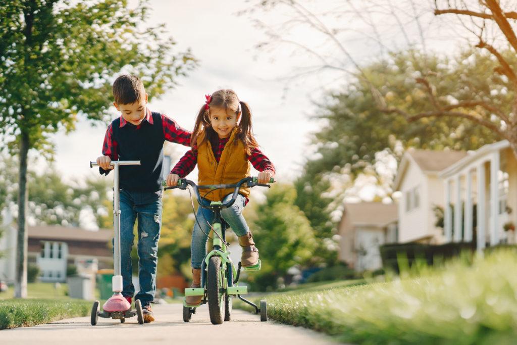 دوچرخه کودک چی بخرم؟
