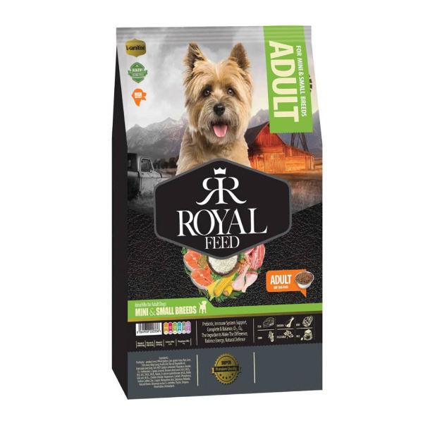 غذای خشک سگ رویال فید مدل SMALL & MINI