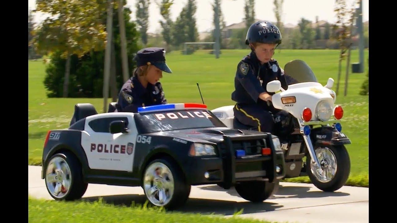 لباس پلیس بچه گانه ۲