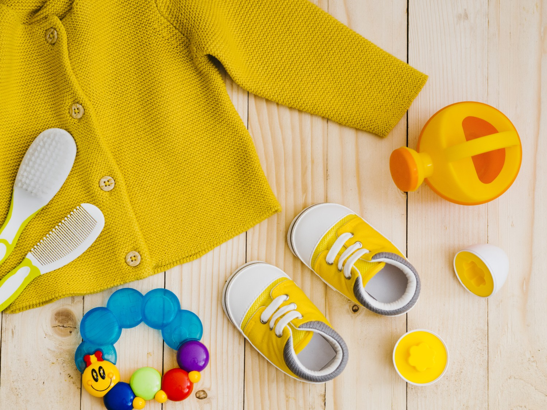 لیست خرید سیسمونی نوزاد