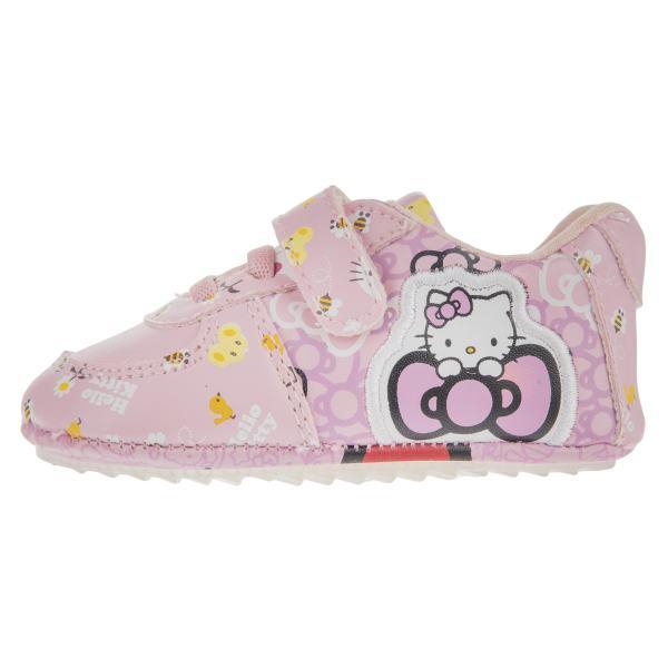 کفش نوزادی تادلر مدل Hello Kitty Babies
