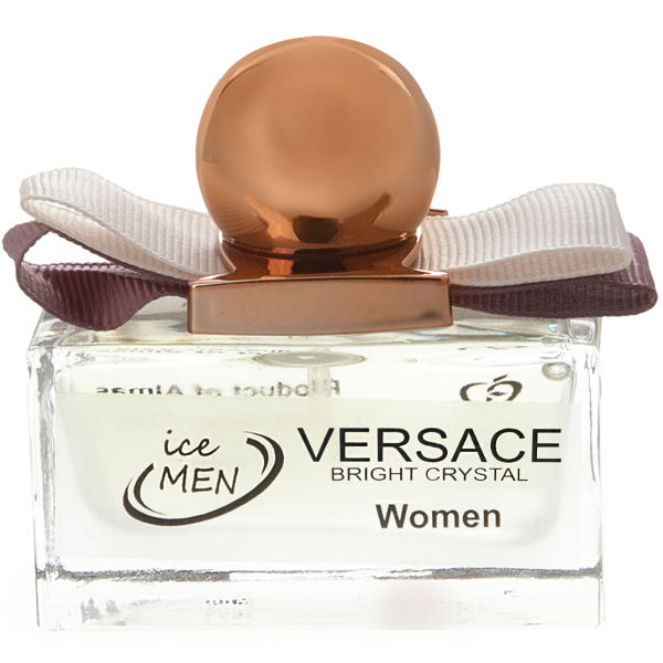ادو پرفیوم زنانه آیس من مدل Versace Bright Crystal