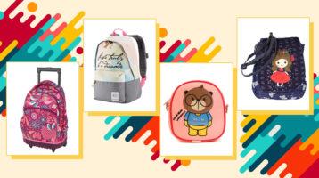 انتخاب و خرید کیف بچه گانه دخترانه