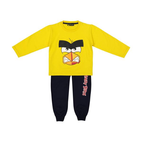ست تی شرت و شلوار پسرانه خرس کوچولو