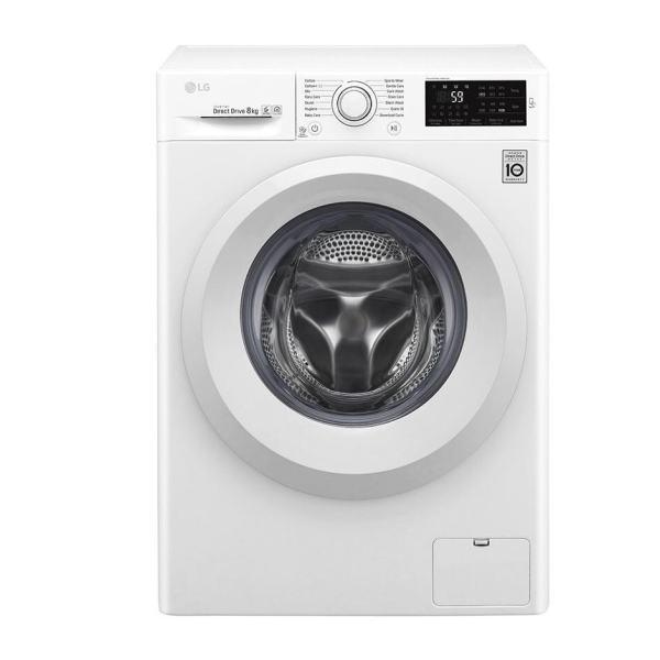 ماشین لباسشویی ال جی مدل WM-821NW