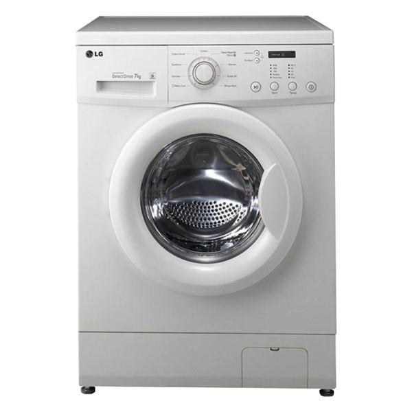 ماشین لباسشویی ال جی مدل WM-K702NW ظرفیت 7 کیلوگرم