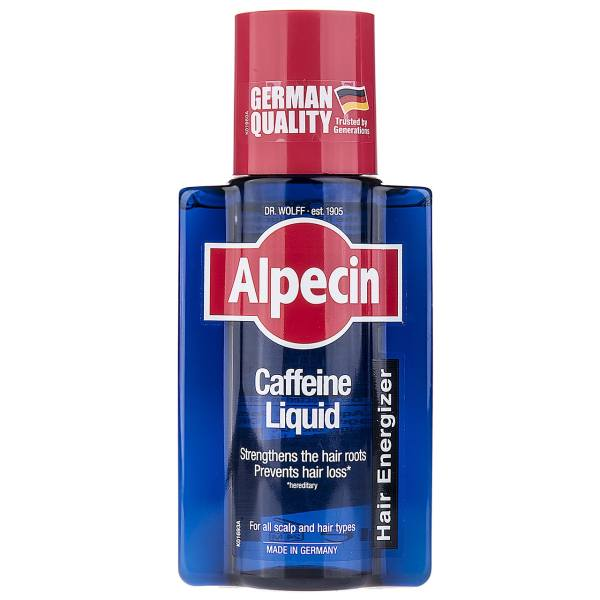 محلول تقویت کننده موی آلپسین