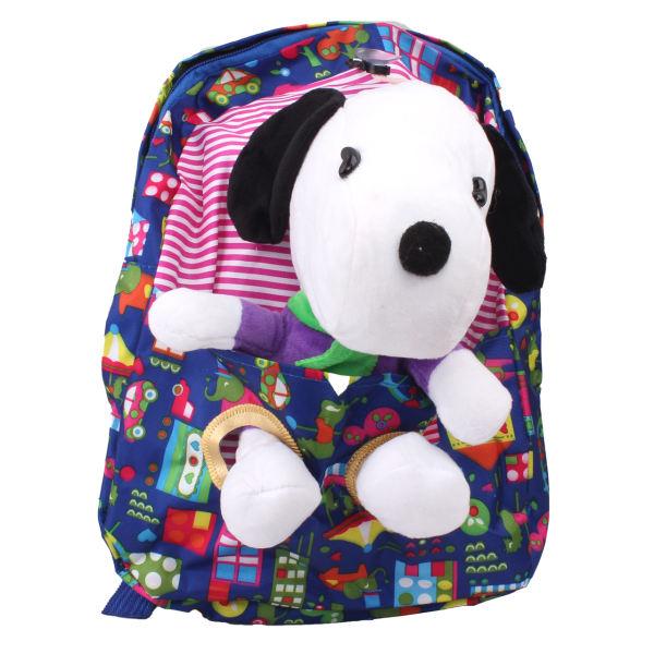 کوله پشتی بچگانه مدل Funny Dog
