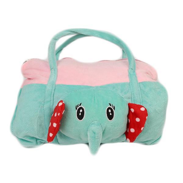 کیف دستی بچگانه مدل بچه فیل