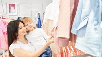 خرید-لباس-بچه-دخترانه
