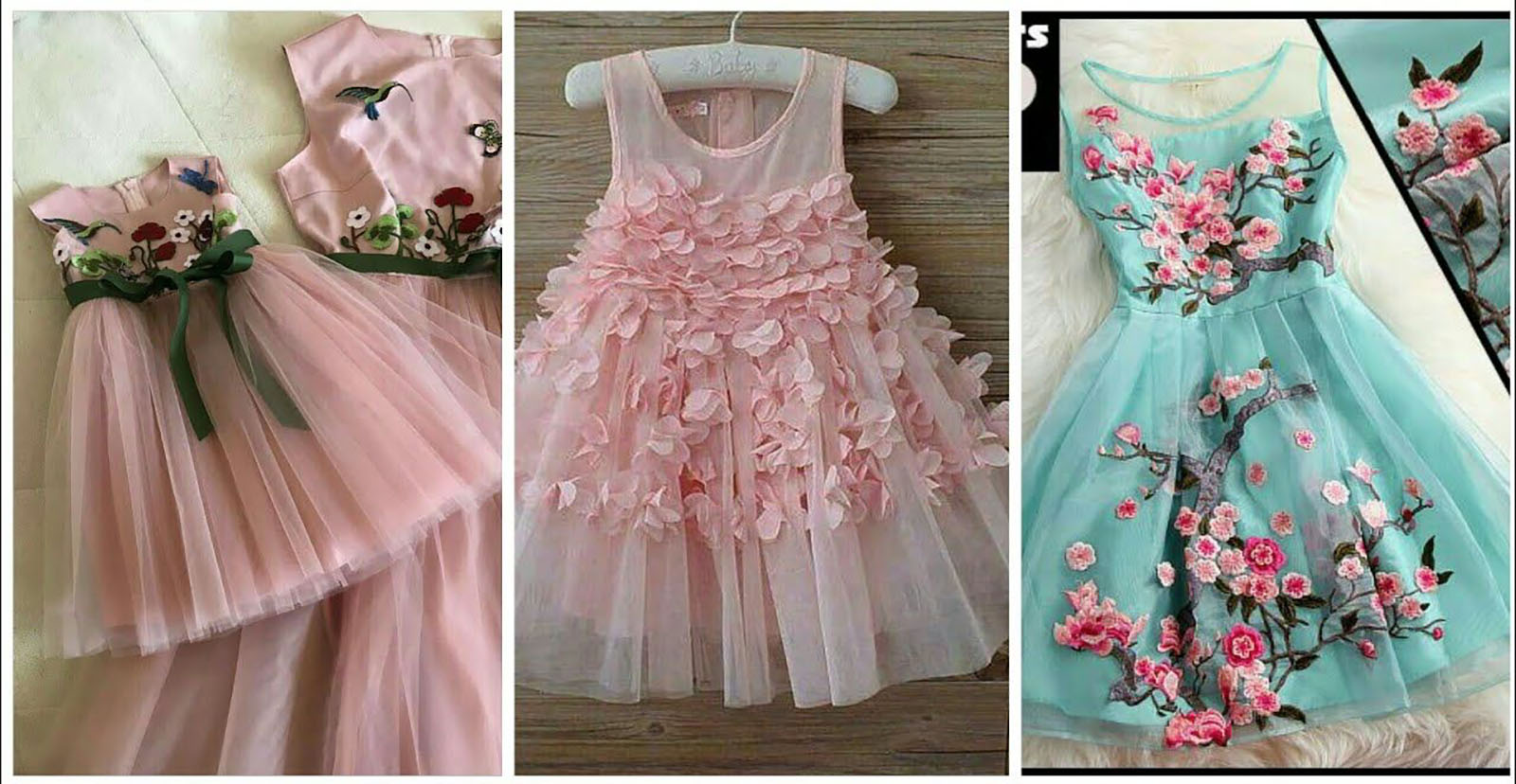 خرید-لباس-دخترانه-مجلسی