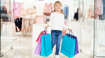 خرید-پوشاک-بچه-گانه