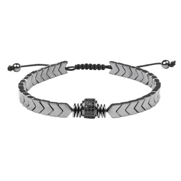 دستبند مردانه ریسه گالری کد H1209