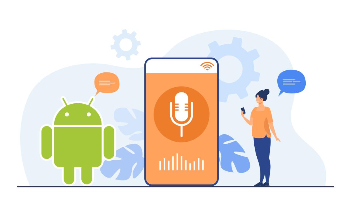 دستیار صوتی در گوشی های اندرویدی