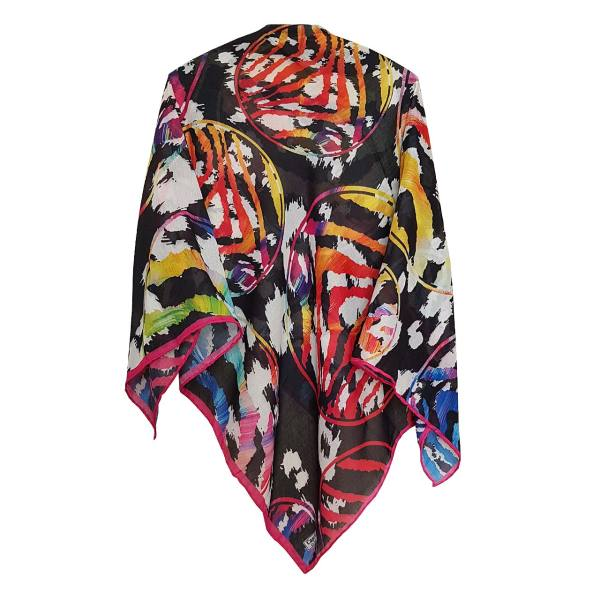 روسری زنانه کد L164