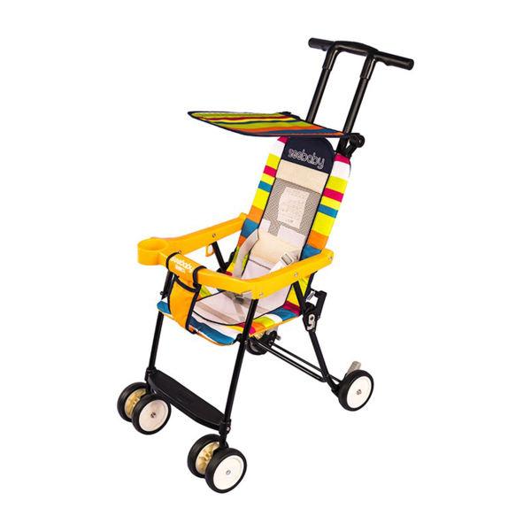 کالسکه مسافرتی و فروشگاهی فوق سبک سیبیبی مدل H9