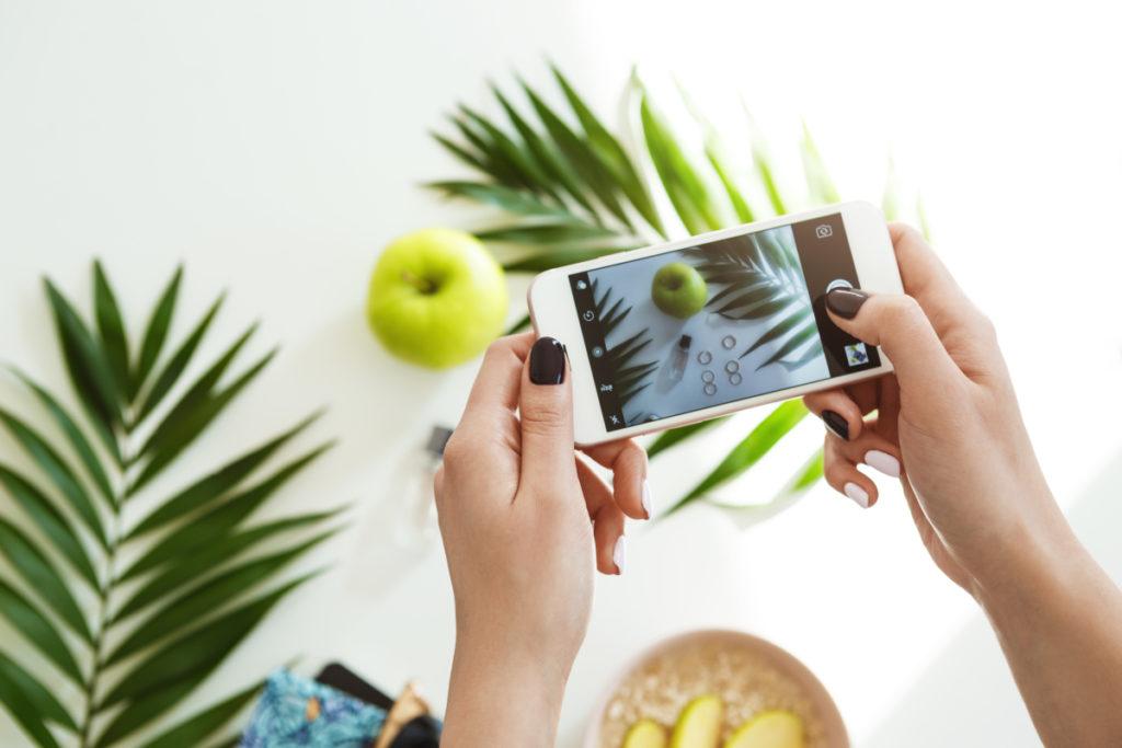 گوشی موبایل برای عکاسی