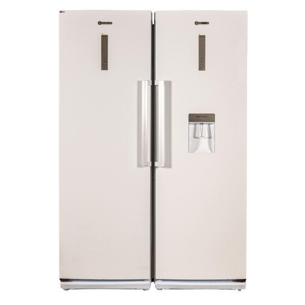 یخچال و فریزر دوقلو بنس مدل D4i