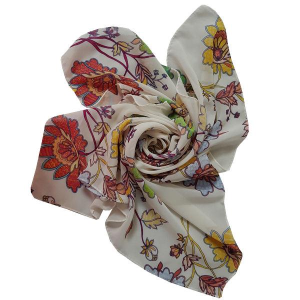 روسری دخترانه مدل تتیس