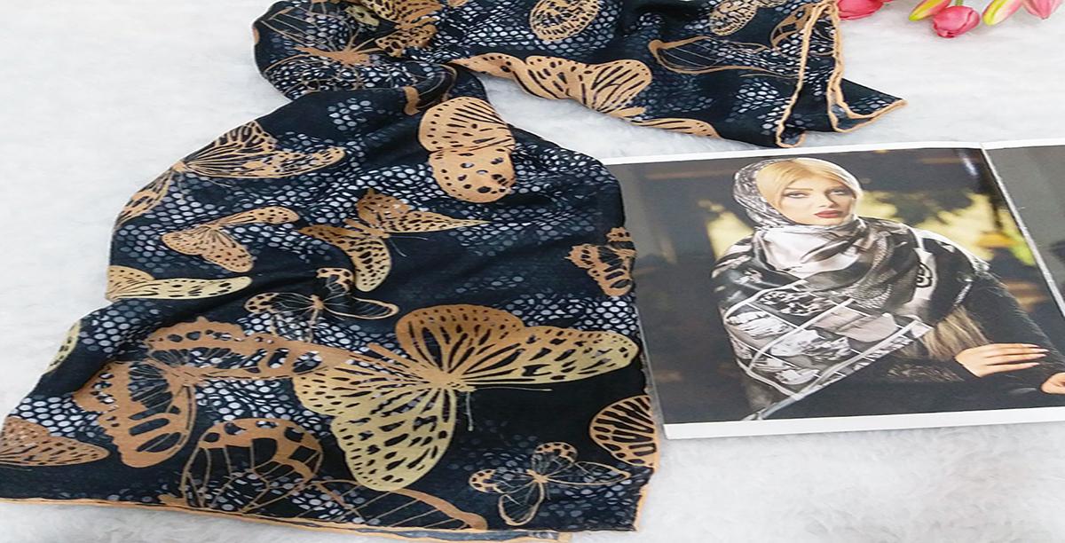 روسری نخی ارزان قیمت