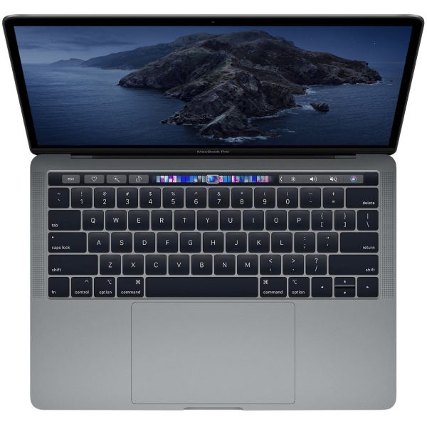 لپ تاپ 13 اینچی اپل مدل MacBook Pro MUHN2 2019