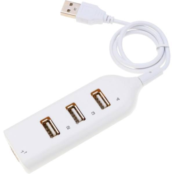 هاب 4 پورت USB 2.0 مدل PV_H010