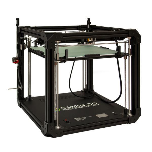 پرینتر سه بعدی صنعتی ثمین3D مدل S5050