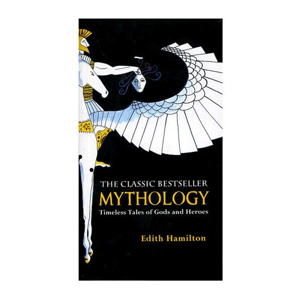 کتاب زبان Mythology اثر Edith Hamilton