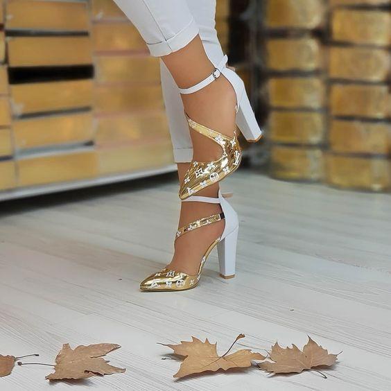 کفش مجلسی زنانه لاکچری