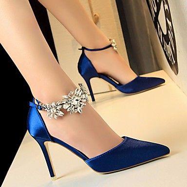 کفش مجلسی پاشنه بلند زنانه