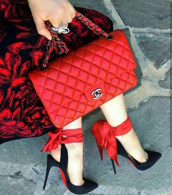 کیف و کفش فانتزی دخترانه