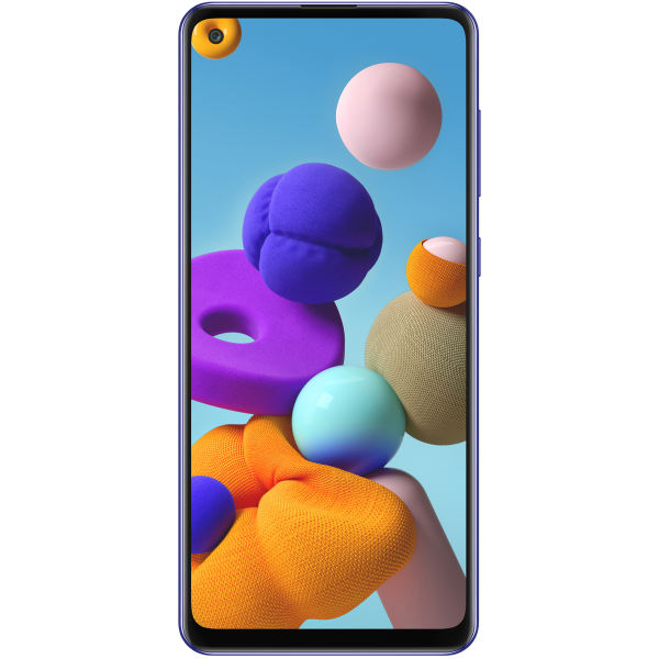 گوشی موبایل سامسونگ مدل Galaxy A21S SM-A217F
