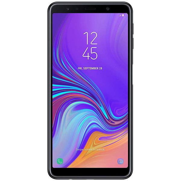 گوشی موبایل سامسونگ مدل Galaxy A7 2018 SM-A750F/DS