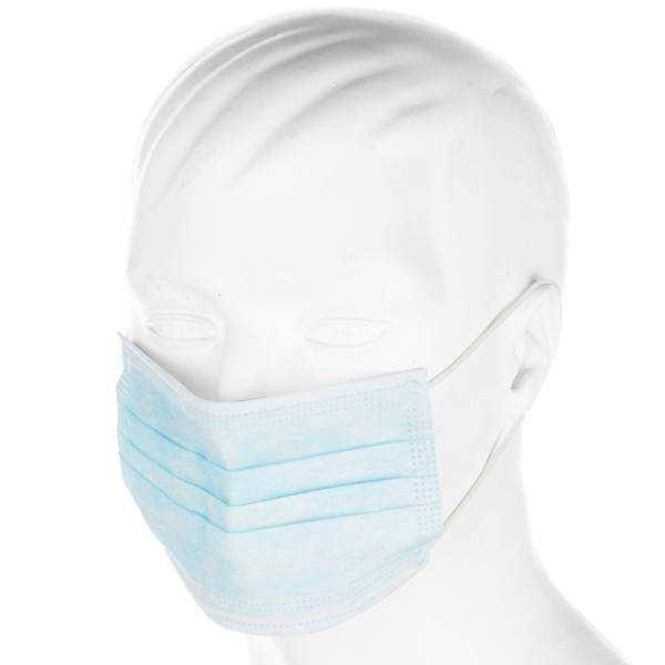 ماسک تنفسی بسته 50 عددی