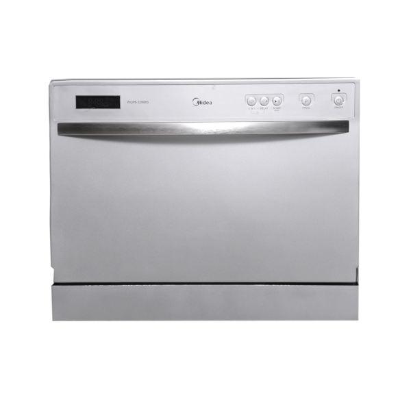 ماشین ظرفشویی رومیزی مایدیا مدل WQP6-3206BS