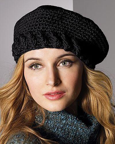 کلاه بافتنی دخترانه مشکی