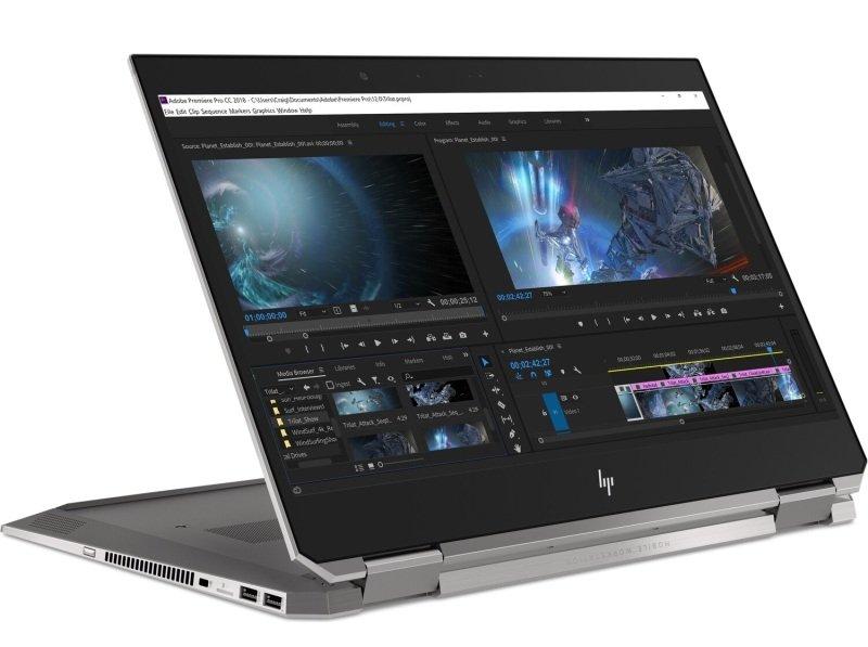 HP ZBook 15G5 X360
