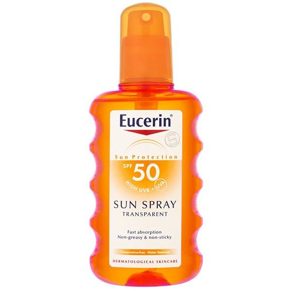 اسپری ضد آفتاب اوسرین Sun Protection SPF50