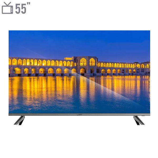 تلویزیون ال ای دی هوشمند اسنوا مدل SSD-55SA580U