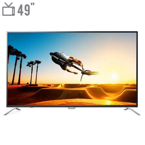 تلویزیون ال ای دی هوشمند فیلیپس مدل 49PUT7032