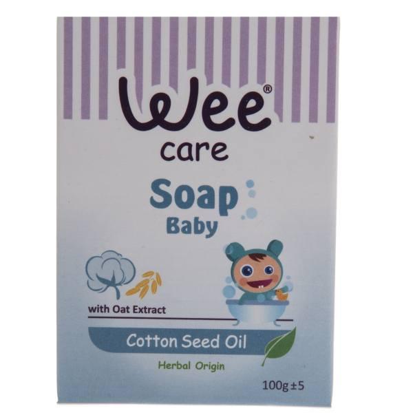 صابون بچه وی مدل Cotton Seed Oil