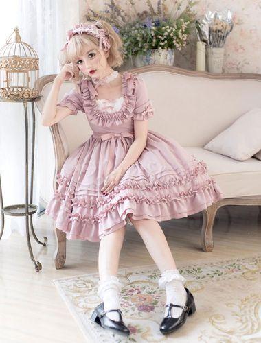 لباس عروسکی دخترانه