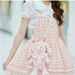 لباس عروسکی روزمره