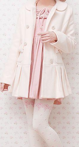 لباس عروسکی شیک زمستانی