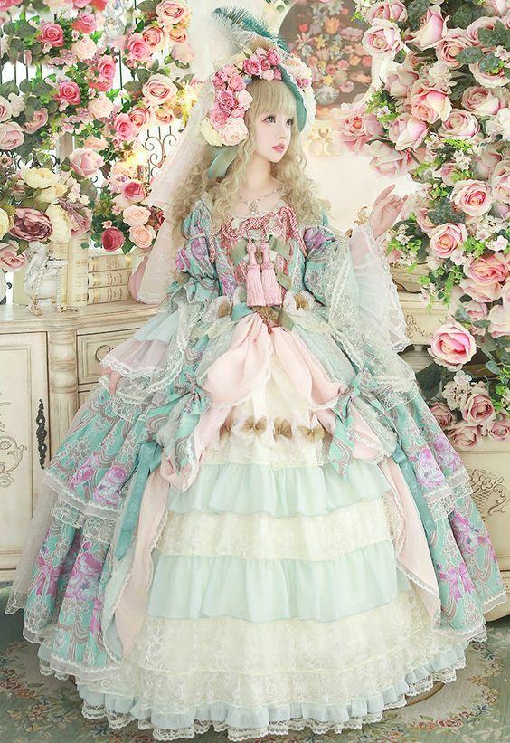 لباس عروسکی پرنسسی