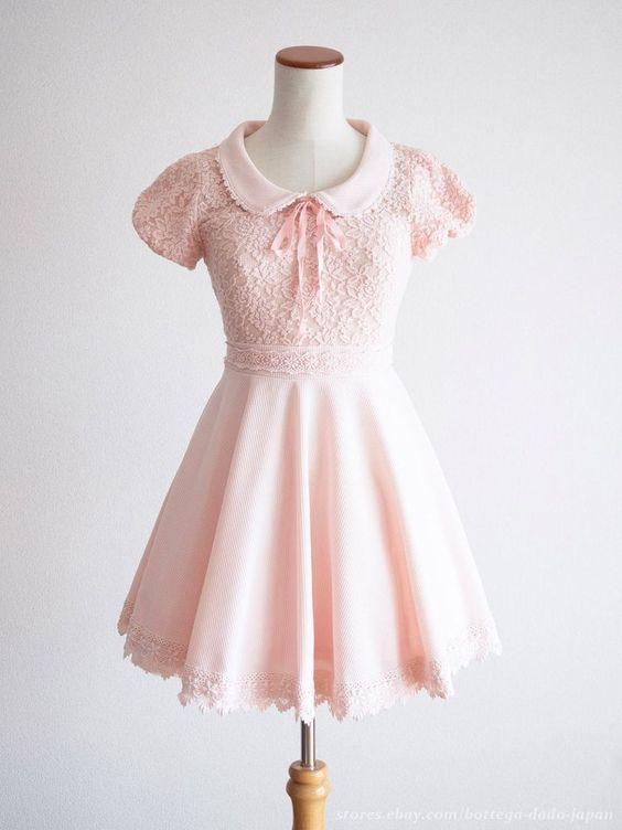 لباس عروسکی گیپور