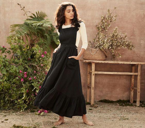 مدل بلند سارافون دخترانه
