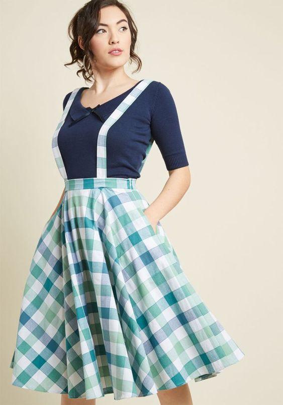مدل سارافون دخترانه آبی