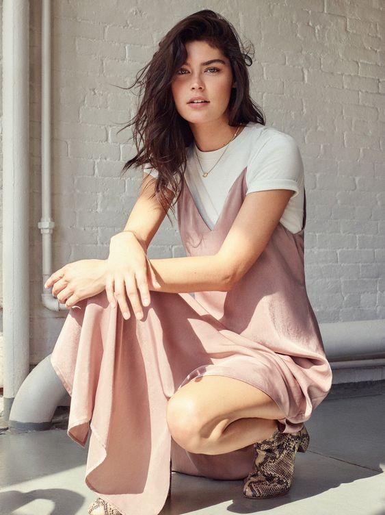 مدل سارافون دخترانه شیک
