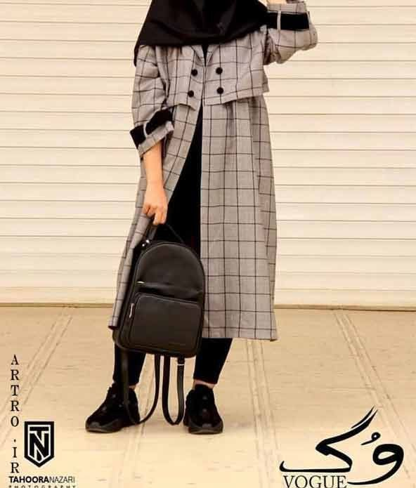 مدل مانتو دانشجویی